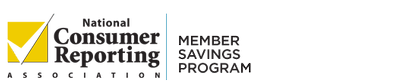 NATIONAL CONSUMER REPORTING ASSOCIATION Member Savings Program